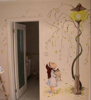 墙绘工作室