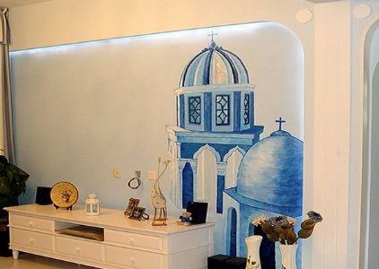墙绘壁画设计公司浅析墙绘壁画的创新