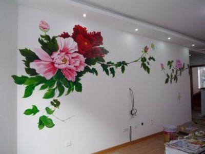 浅析墙绘对室内装修的具体价值体现